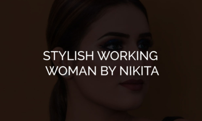 STYLISH WORKING WOMAN